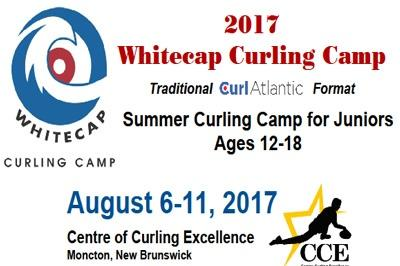 2017 Whitecap Summer Curling Camp