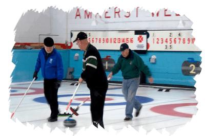 Amherst Curling Club Seniors League