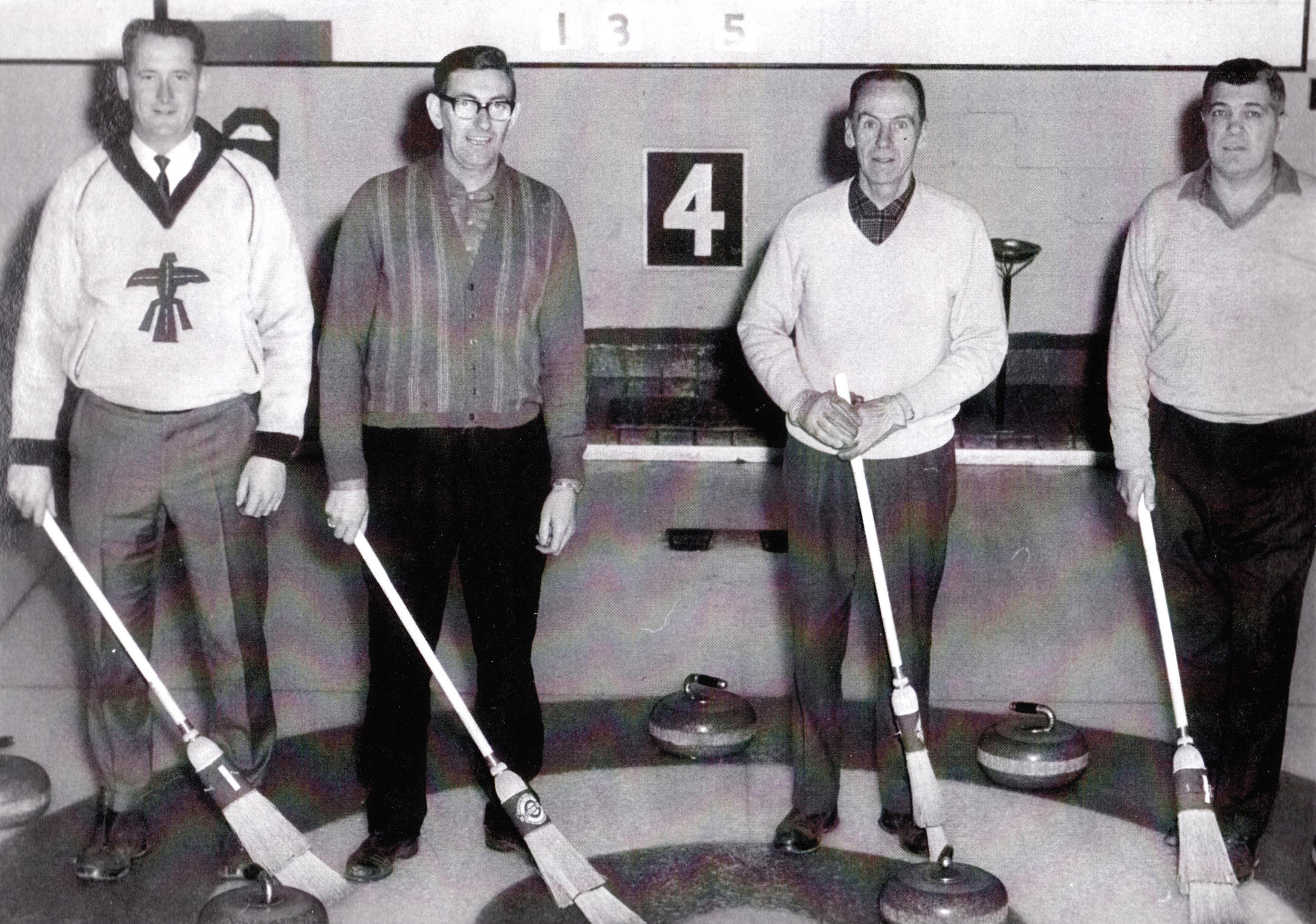 8 ender by Eugene Chapman (skip), Max Gray (third), Jack Coughlan (second), Russell Harkness (lead)
