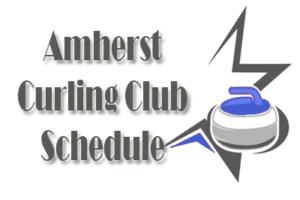 Amherst Curling Schedule
