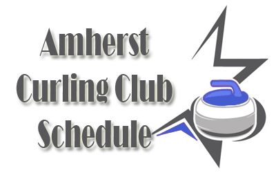 Amherst Curling Schedule