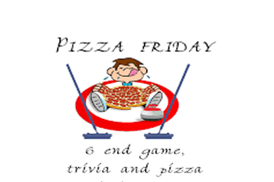 Pizza Curling - March 11, 2016