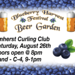 Blueberry Harvest Festival Beer Garden