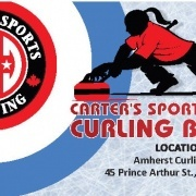 Carter's Sports Cresting Bonspiel 2020
