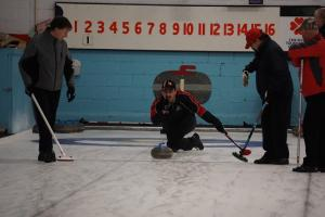 Amherst Curling Club Cross Border League