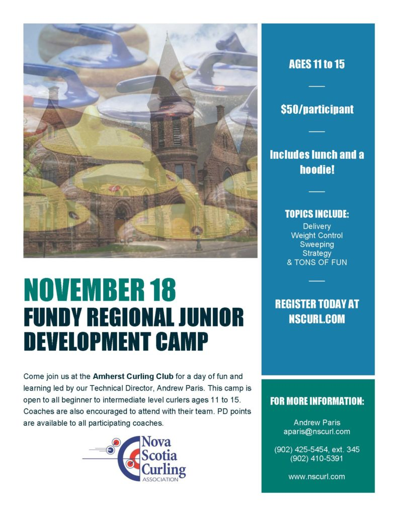 Fundy Regional Development Camp