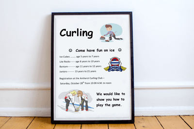Amherst Curling Club 2017 Youth Curling Program