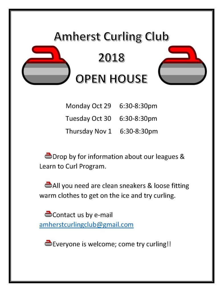 2018 Open House