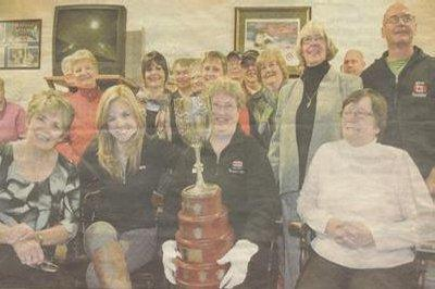 Amherst Grey Cup of Curling