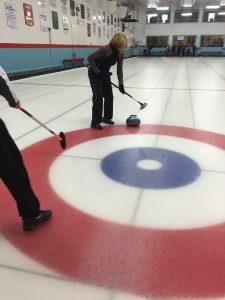 2016 Amherst Curling Club Ladies Hotshots Competition